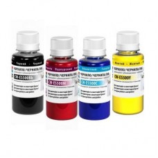 Комплект чернил Epson ES500 сублимационные ColorWay 4х100 мл