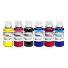 Комплект чернил Epson ES500 сублимационные ColorWay 6х100 мл