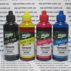 Комплект чернил Epson Magic 4х100 мл