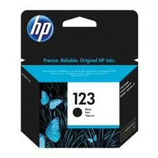 Картридж HP №123 Black