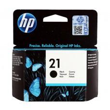 Картридж HP №21 Black