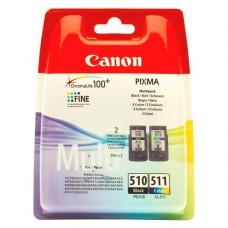 Комплект картриджей Canon PG-510 + CL-511