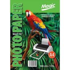 Фотобумага матовая A4 170г 100л Magic