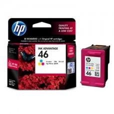Картридж HP 46 color