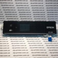 Панель управления принтера Epson XP-400 экран кнопки