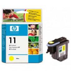 Печатающая головка HP №11 C4813A yellow
