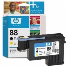Печатающая головка HP №88 Black/Yellow C9381A
