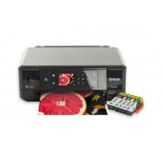 Epson XP-630 с картриджами INKSYSTEM