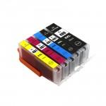 Перезаправляемые картриджи Canon TS6140 TS6240 TS6340 TR7540 TR8540 заправка чернила
