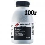 Тонер HP 1010/1200/2100/4000/5000, Canon MF-3228 Static Control (MPT5-100B-P) SCC (100г)