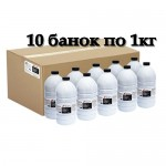 Тонер Samsung Xerox ML-1610/1710, SL-M2020/2070, SCX-4200, Static Control (TRSUNIV3-1KG-10-P) SCC (10 банок по 1кг)