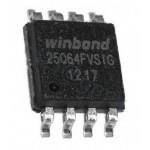 Микросхема W25Q64