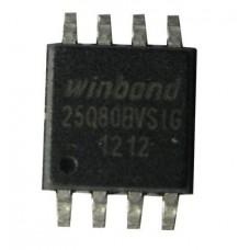 Микросхема W25Q80